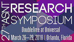 Research Symposium 2018