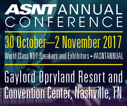 ASNT Annual Conference Hosts International Industry Leaders and Nashville High School Students_image